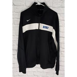 Duke University, Nike Dri-Fit Full-Zip Sweatshirt